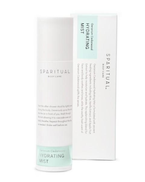 Geranium Cedarwood – Hydrating Mist