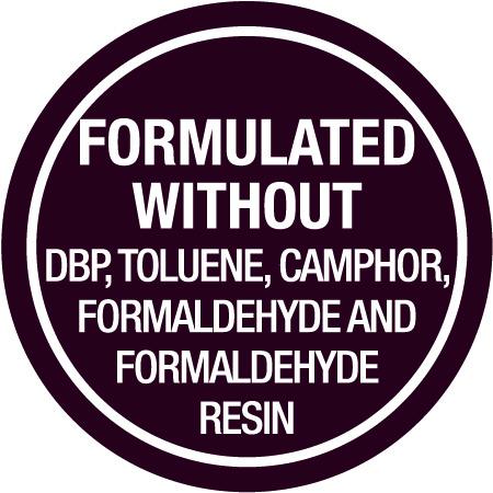 FormulatedWithout