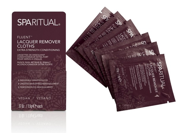Lacquer Remover Cloths