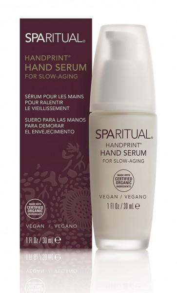 Handprint Hand Serum