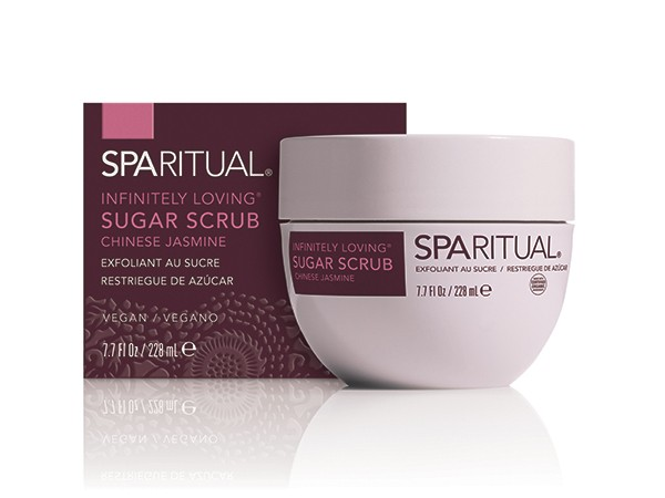 Infinitely Loving Sugar Scrub