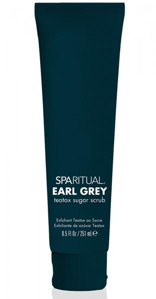 Earl Grey Teatox Sugar Scrub
